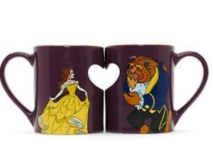 Belle Couple Mug, Beauty And The Beast