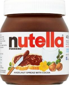 Oh noo...Nutella Hazlenut Spread With Cocoa 400g