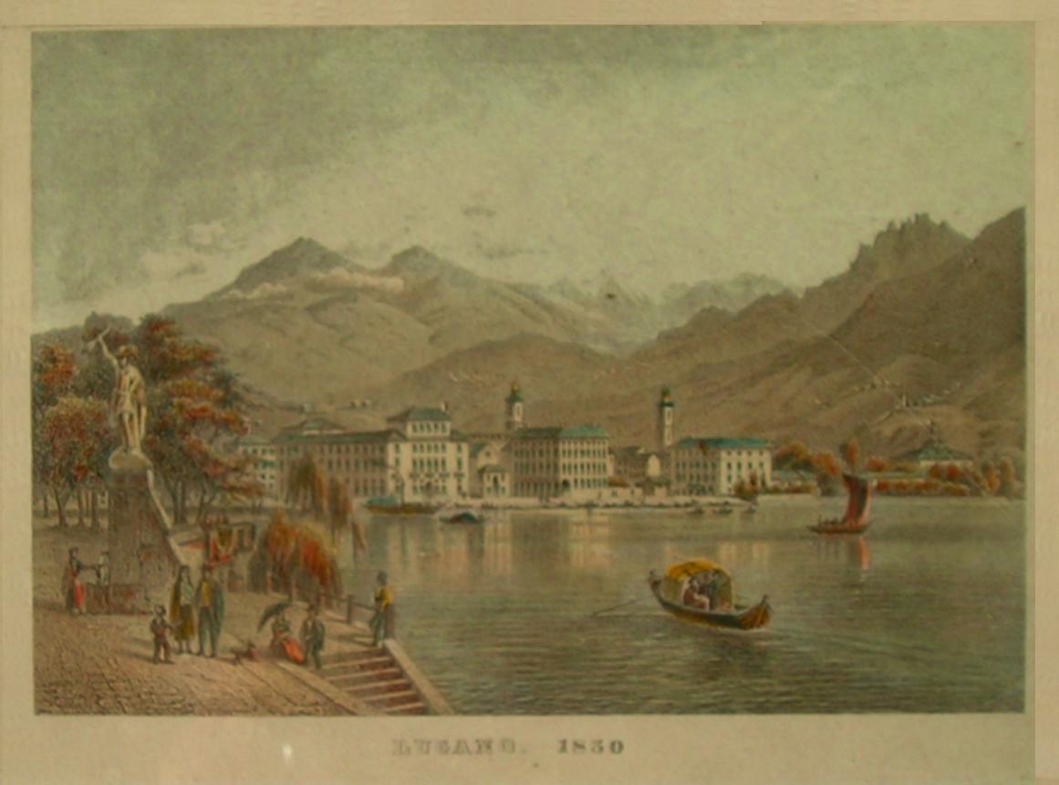 Lugano antica