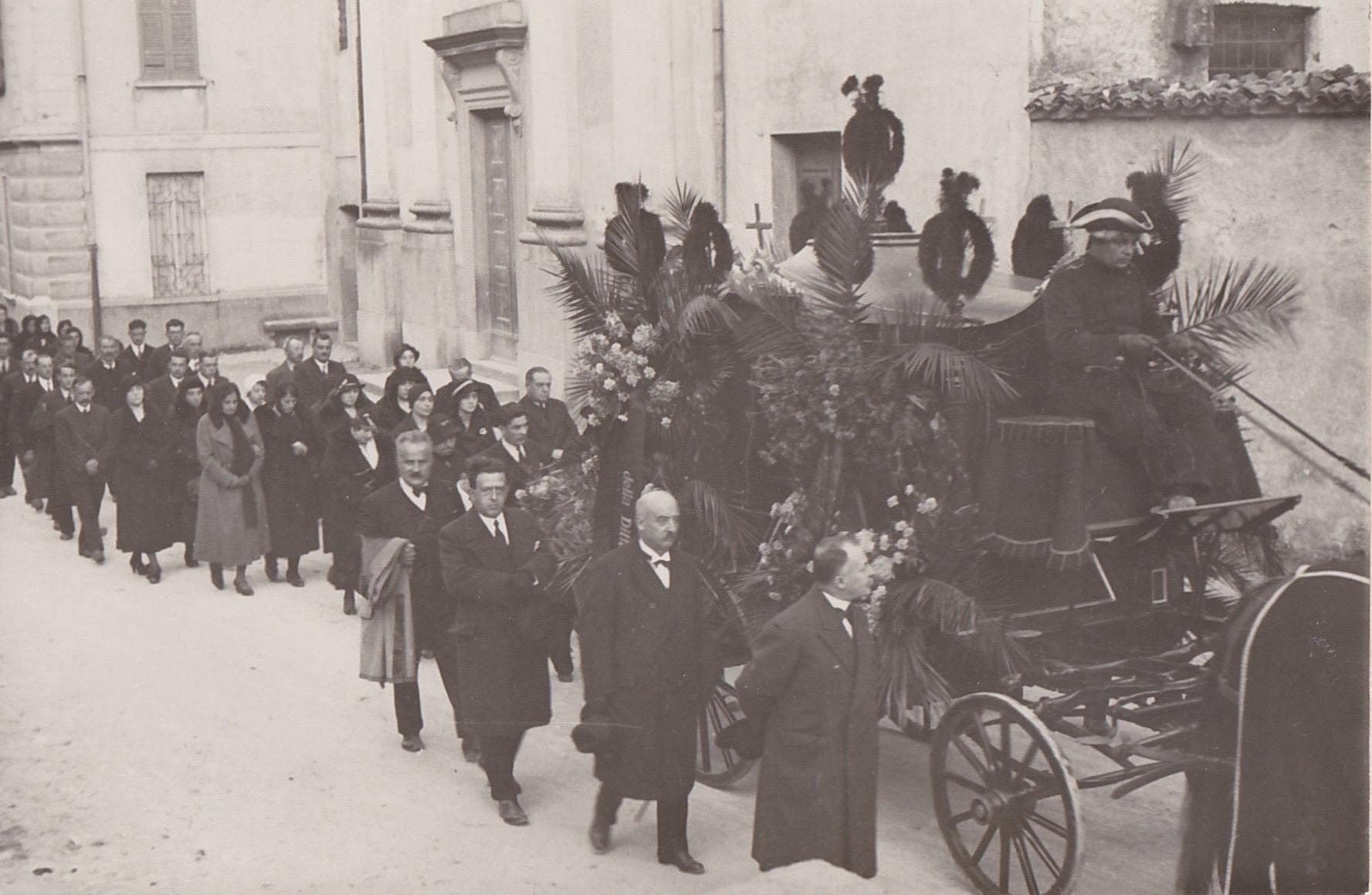Funerale 1932