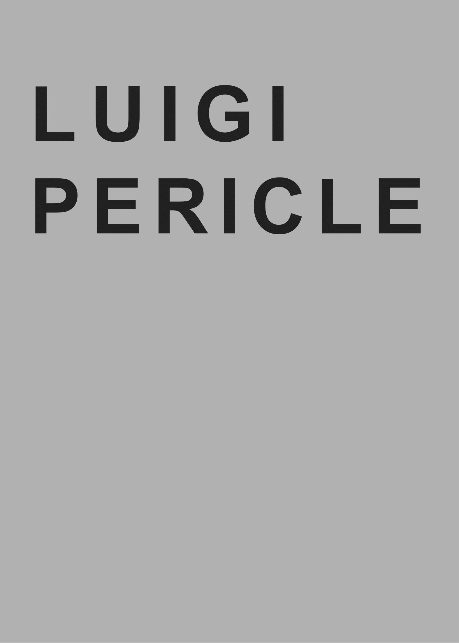 Luigi Pericle catalogo, pagina 1