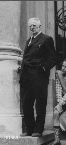 Commiato a Silvio Sganzini Rettore del Liceo Cantonale