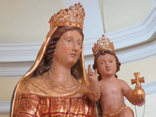 Miglieglia  Festa della Madonna del Rosario