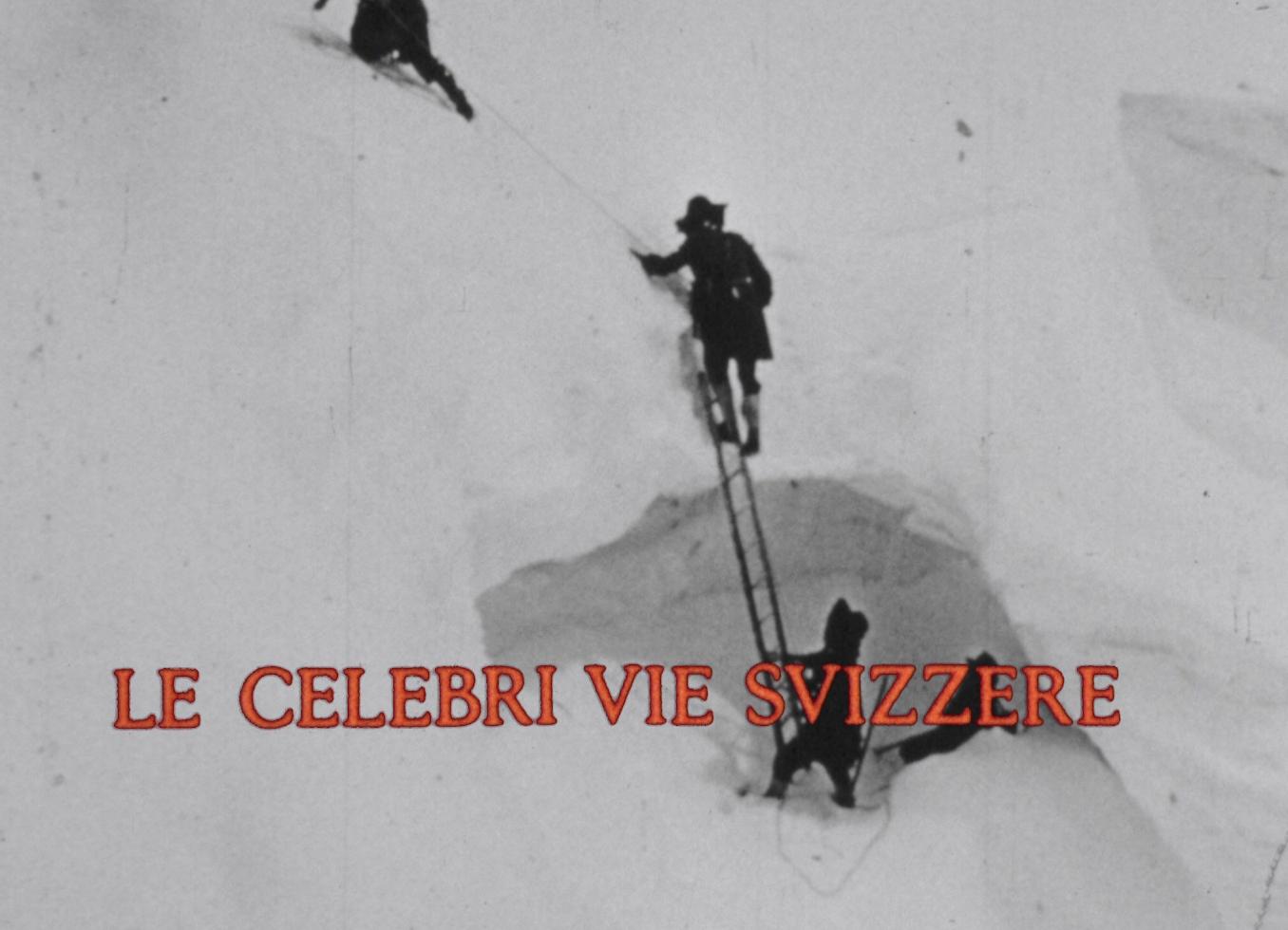 Le celebri vie svizzere: oltre i 4000 metri