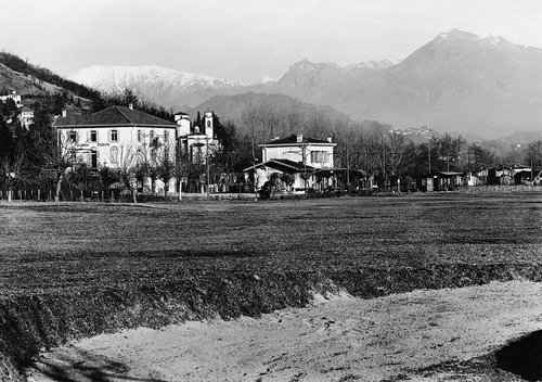 Veduta di Magliaso