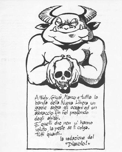 "La fine ""diabolica"" di Libera Stampa"