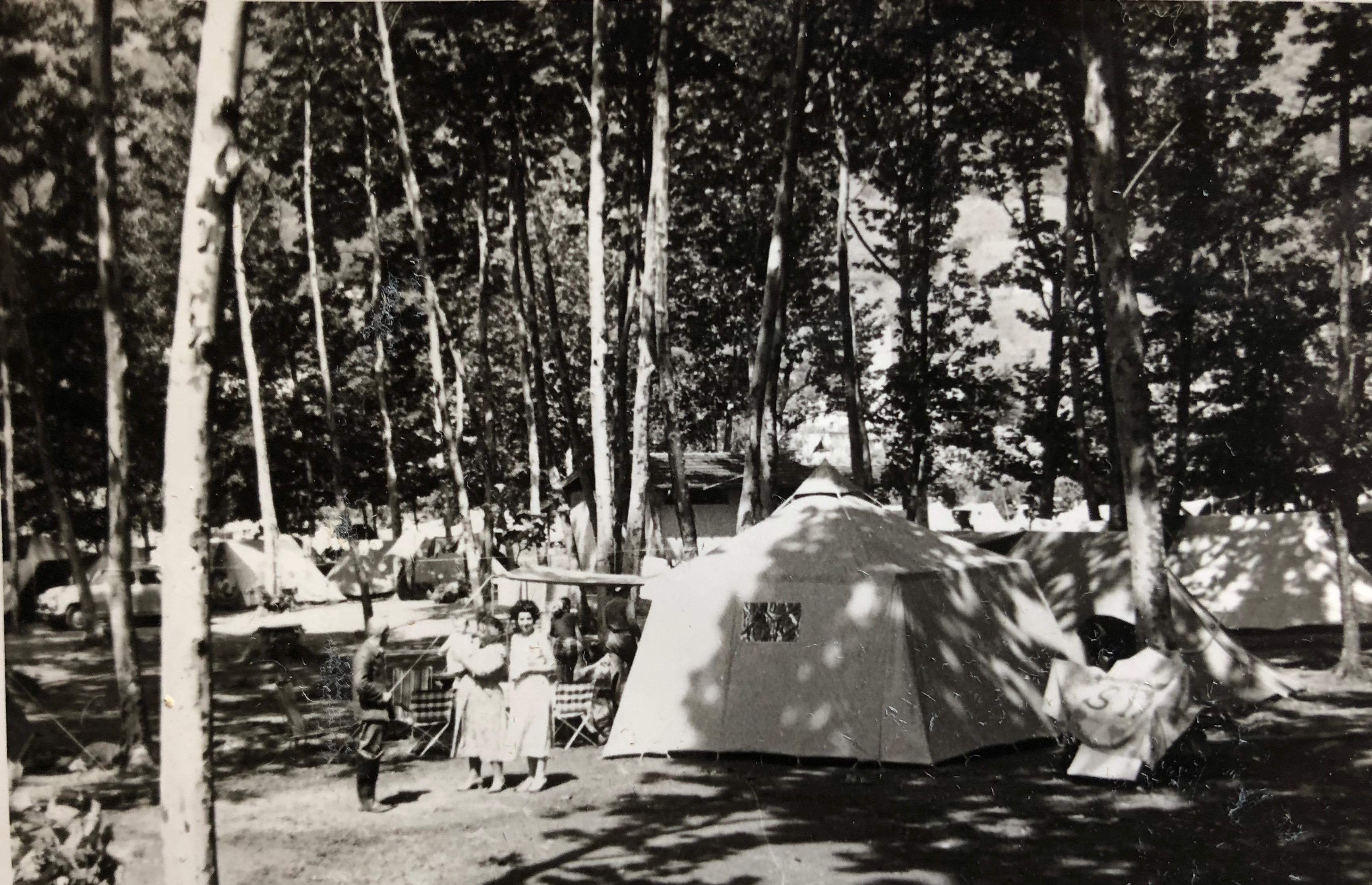 Campeggio centrale di Agno