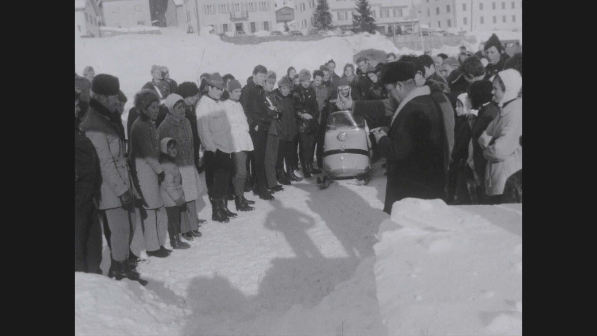 Sport invernali negli anni Sessanta