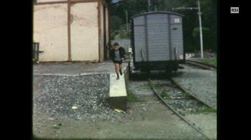 Video della ferrovia Lugano-Tesserete realizzati tra il 1940 e il 1970