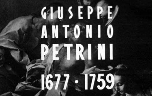 Felice Filippini descrive Giuseppe Antonio Petrini