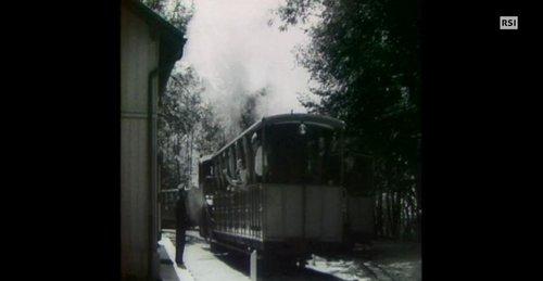 Storia della Ferrovia Monte Generoso