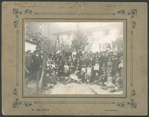 Primo Maggio 1914