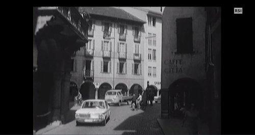 I centri delle città — Bellinzona