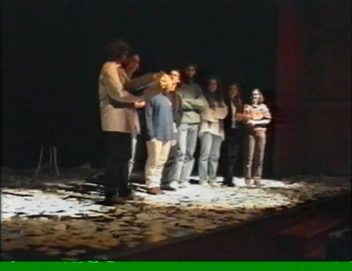 Teatro Pan - XI Festival internazionale del teatro (1996)