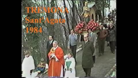 Tremona: Sant'Agata  1984