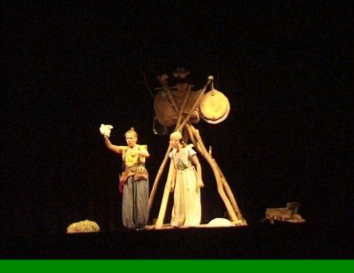 Teatro Pan - Tic, Tac e il tempo sospeso