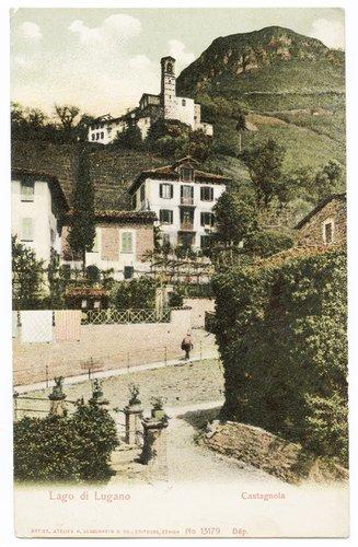 La casa di Carlo Cattaneo a Castagnola