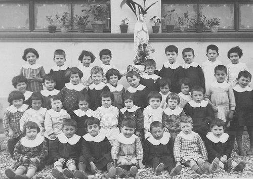 Asilo e scuola elementare di Riva San Vitale 1935