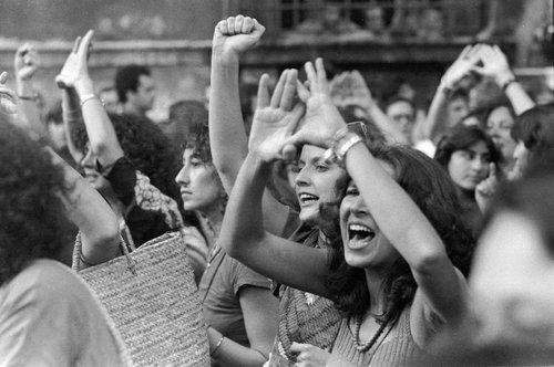 Dalla liberazione della donna alla ricerca della parità