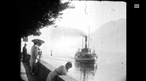 Video delle isole di Brissago realizzati tra il 1930 e il 1960