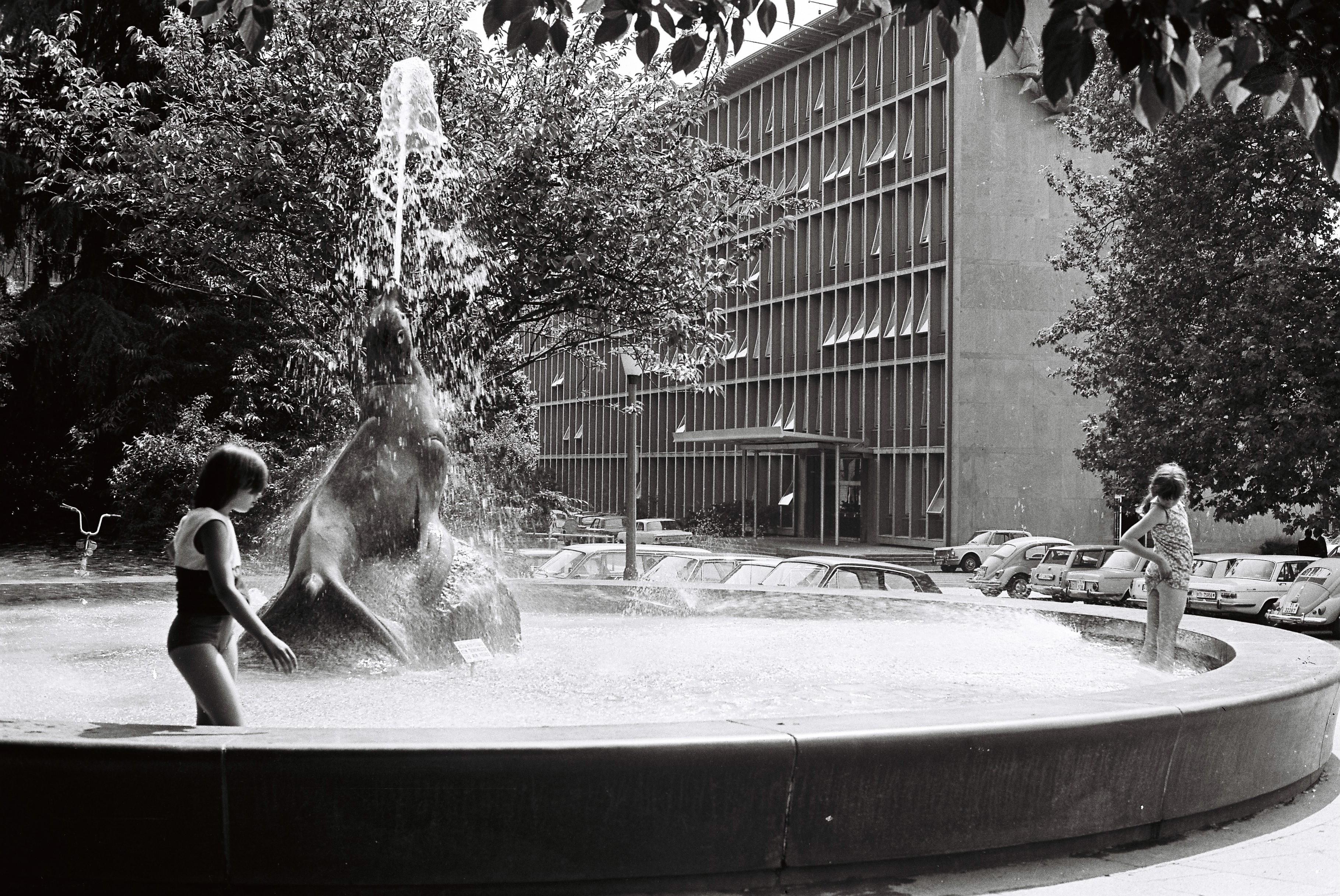 Palazzo del Governo nella fototeca RSI