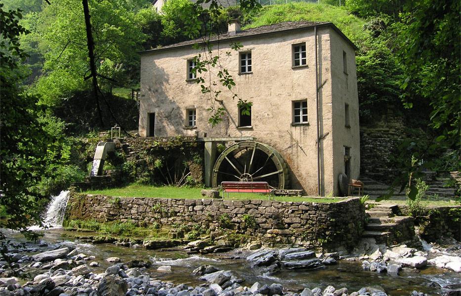 Mulino di Bruzella