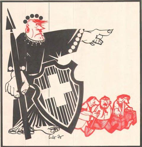 Illustrazione del Primo Maggio
