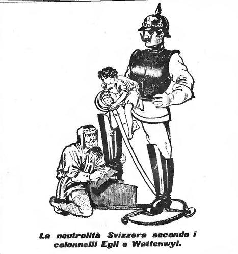 Vignette del giornale Libera Stampa