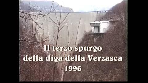 Spurgo della diga Verzasca del 1996