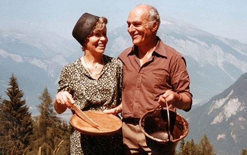 Giovanni e Carla Fetz