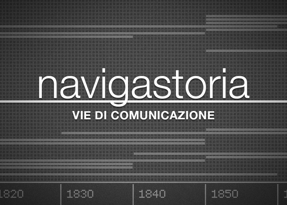 Navigastoria - Vie di comunicazione