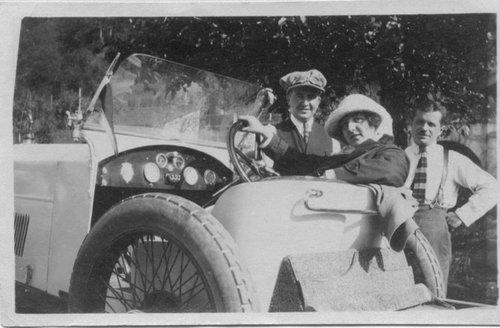 Auto 1920 ca