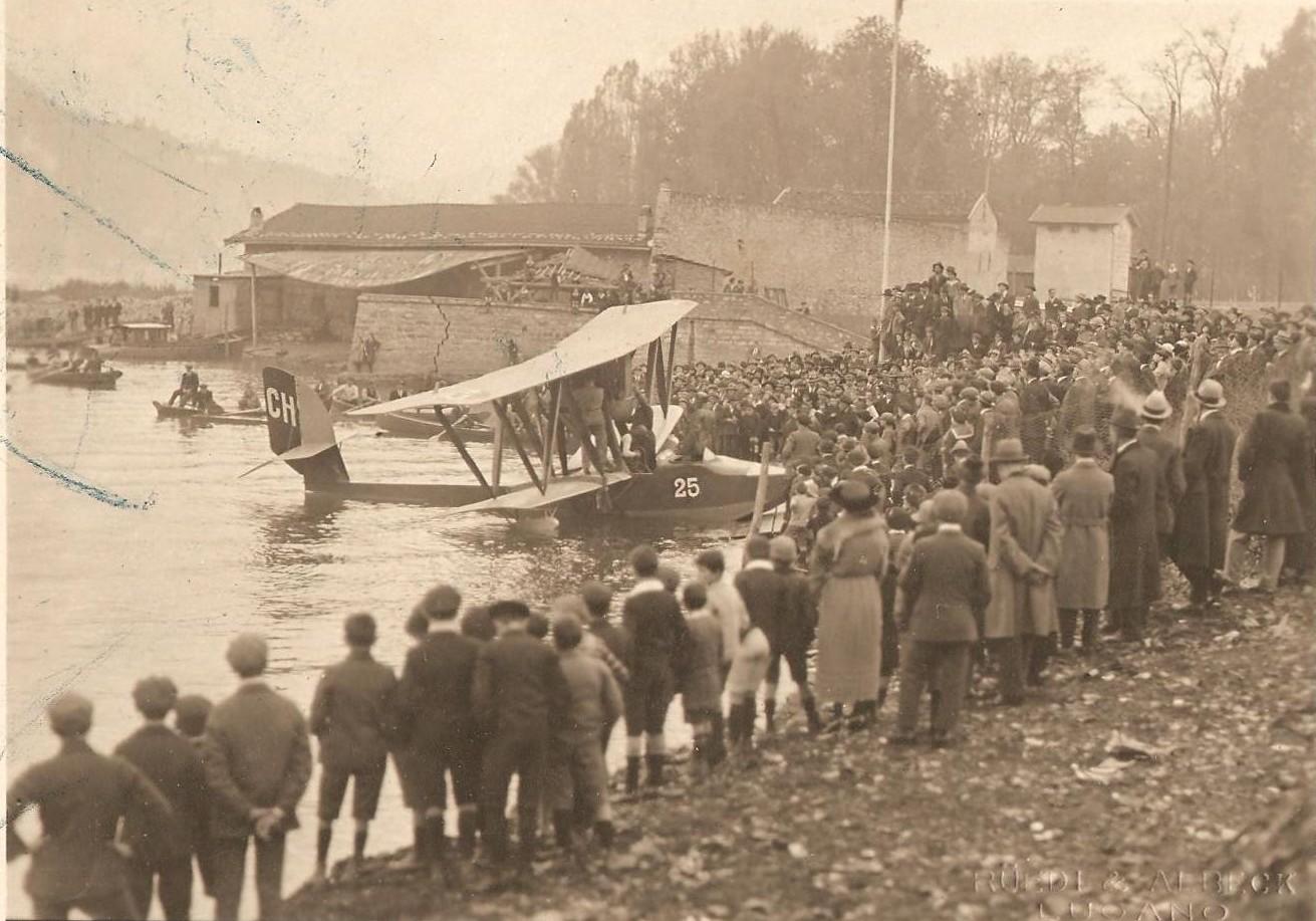Idrovolante 1920 ca