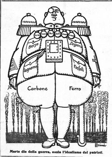 Vignetta di Giuseppe Scalarini