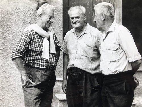 Il Consiglio Federale in visita a Riva San Vitale
