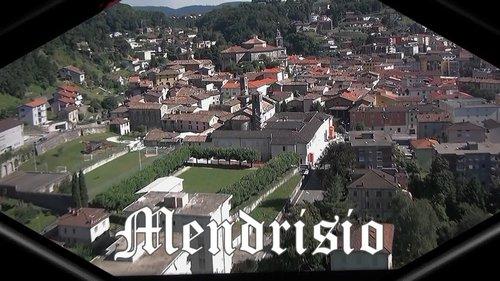 Mendrisio,nucleo storico e tradizioni pasquali