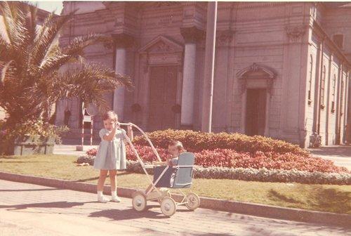 Chiasso Piazza Col. Bernasconi 1962