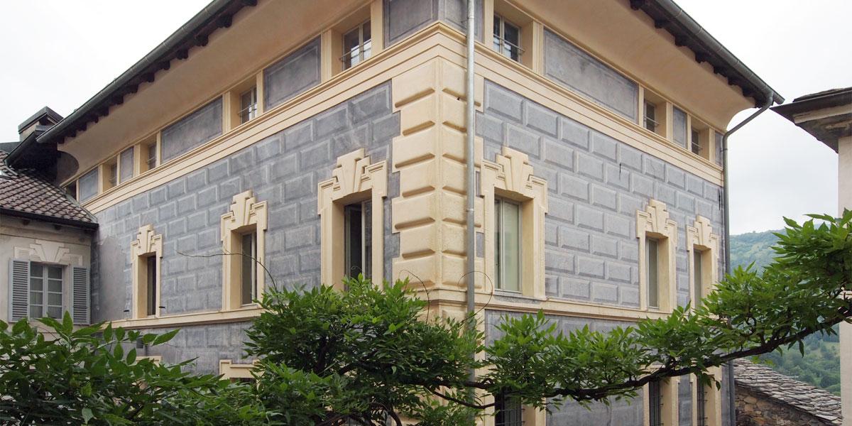 Casa Cantoni: centro informativo del MEVM