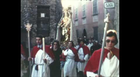 VEZIO: la Madonna del Rosario, 1975