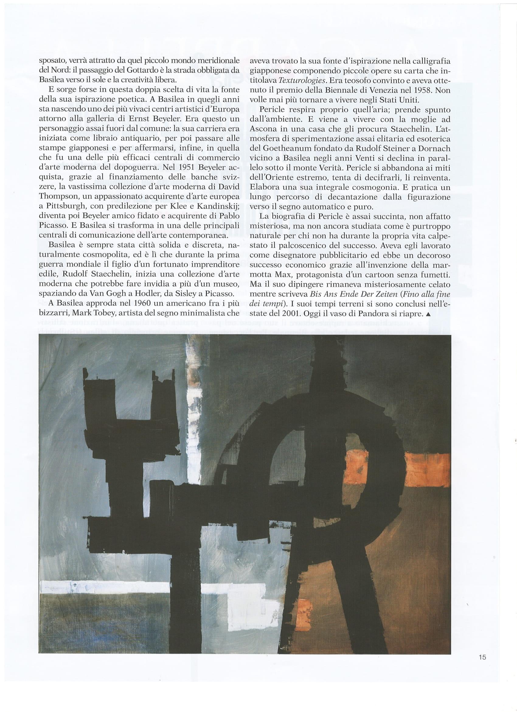 All'ombra di Monte Verità, 3a pagina