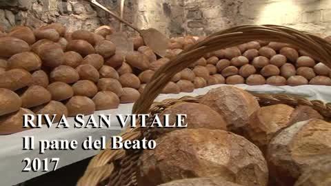 Riva San Vitale: il pane del Beato