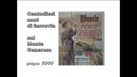 Ferrovia Monte Generoso: 110 anni nel 2000