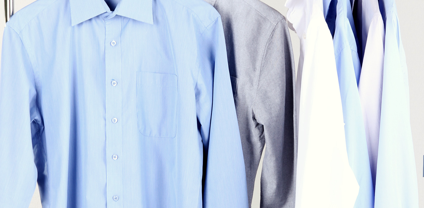 Be ready for anything with ten immaculately ironed shirts at one fantastic price!