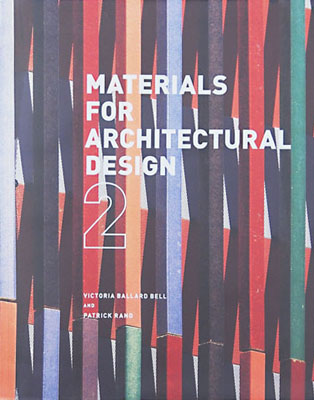 Materials for Architectural Design, Second Edition - Product Thumbnail
