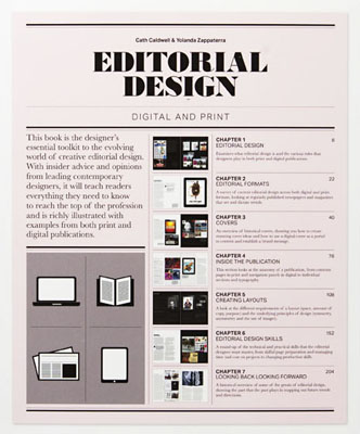 Editorial Design: Digital and Print - Product Thumbnail