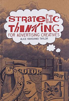 Strategic Thinking for Advertising Creatives - Product Thumbnail