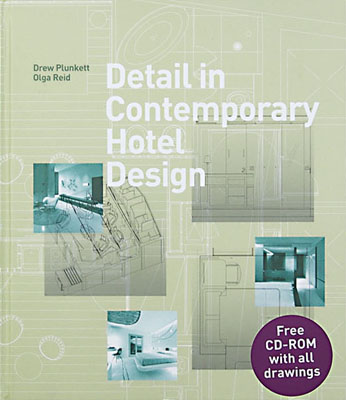 Detail in Contemporary Hotel Design - Product Thumbnail