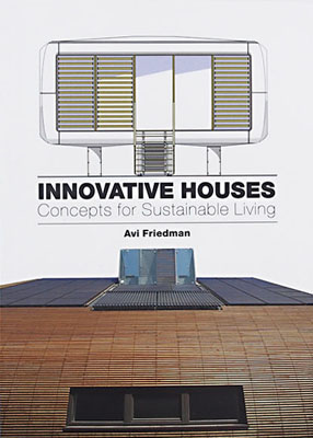 Innovative Houses: Concepts for Sustainable Living - Product Thumbnail