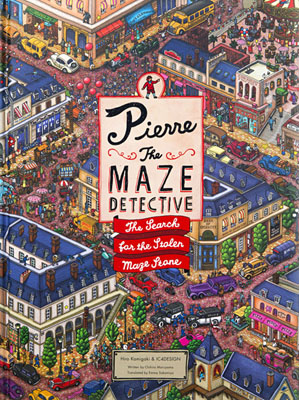 Pierre the Maze Detective - Product Thumbnail