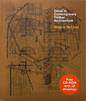 Detail in Contemporary Timber Architecture (paperback) - Product Thumbnail
